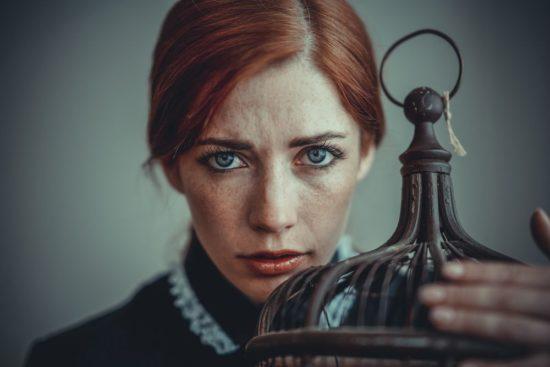 Shooting Frau Lampe