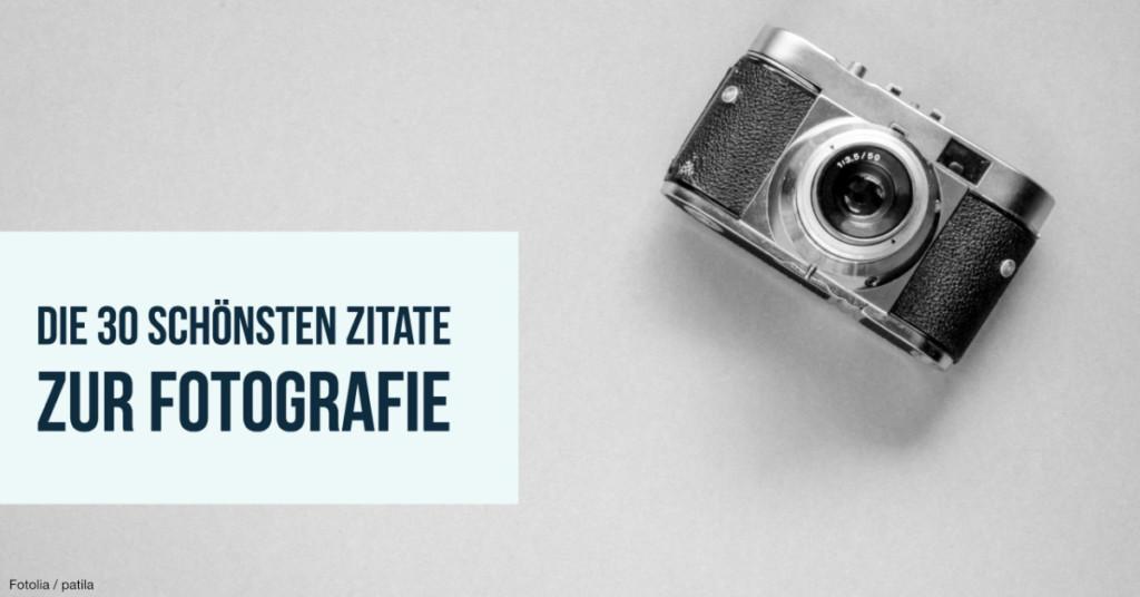 Die 30 Schönsten Zitate Zur Fotografie Fotocommunity