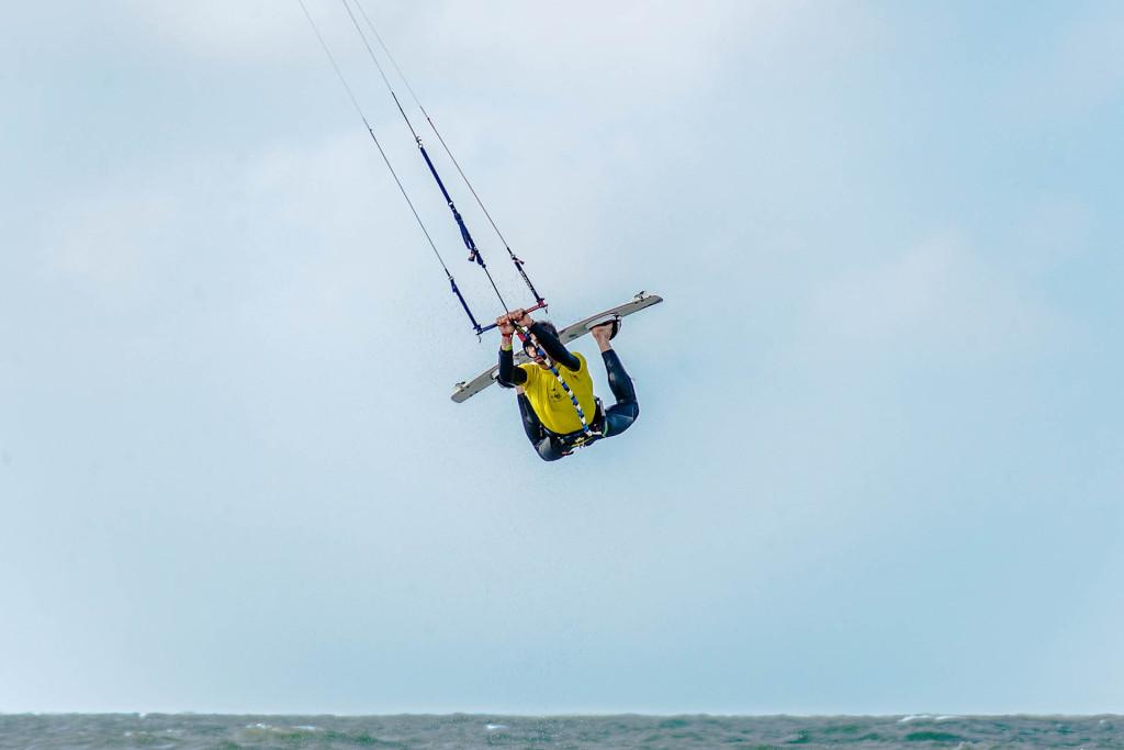 kite-surfer
