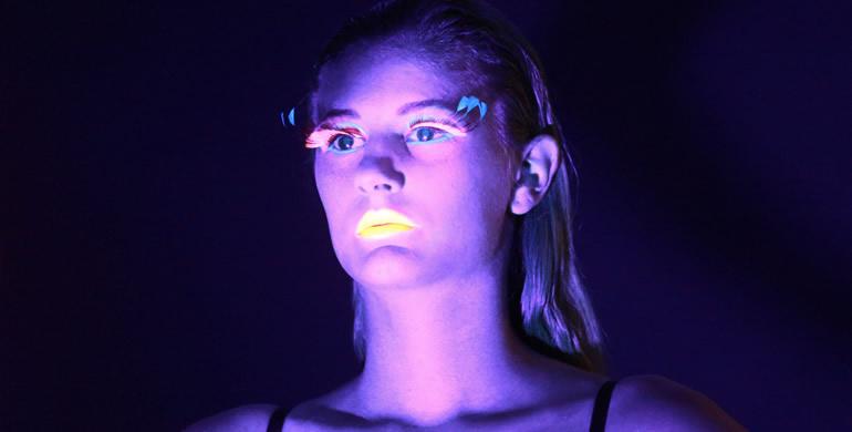 Schwarzlicht – Fotografie mit UV-Licht