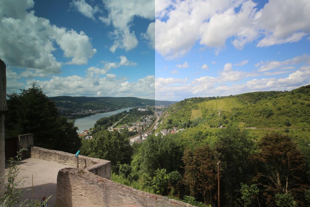 Kamera-Filter: Polarisationsfilter