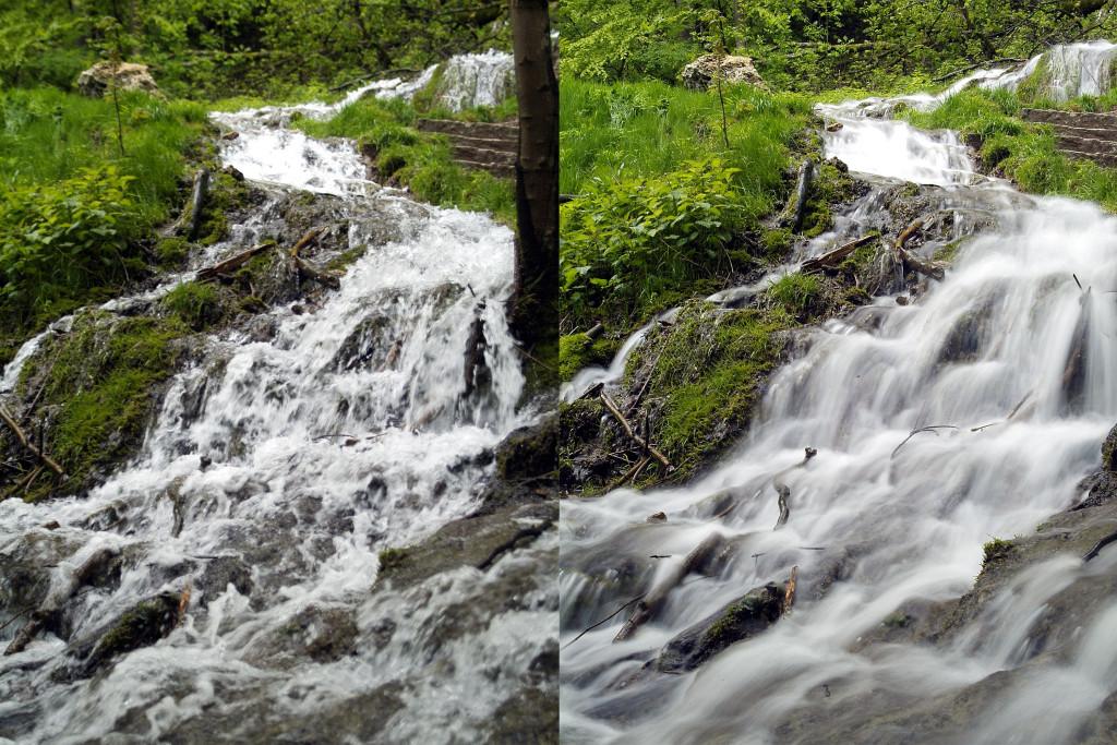 Kamera-Filter: Graufilter