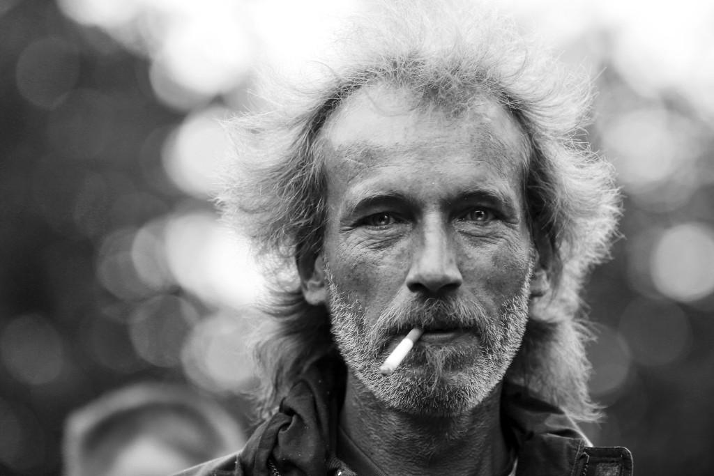 Porträtfotografie: Männerportrait