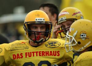 American Football 2006: Elmshorn Fighting Pirates vs. Lübeck Cougars