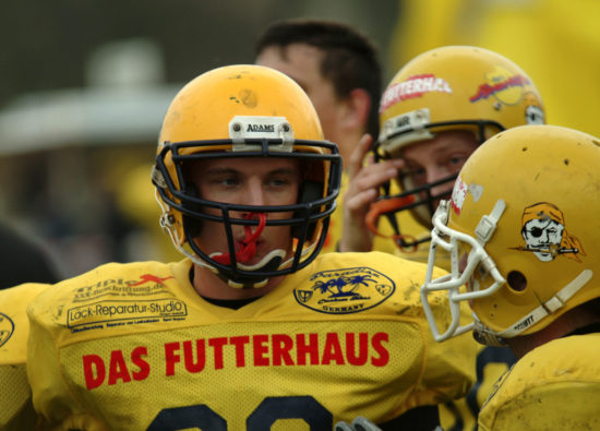 American Football 2006: Elmshorn Fighting Pirates vs. Lübeck Cougars