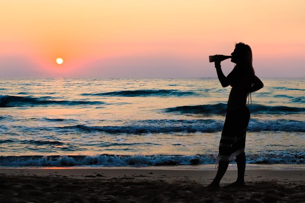 Urlaubsfotografie von Menschen 8