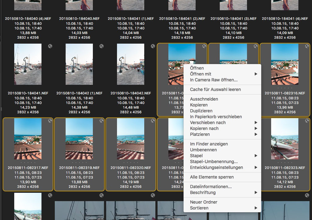 Adobe Camera RAW – 1