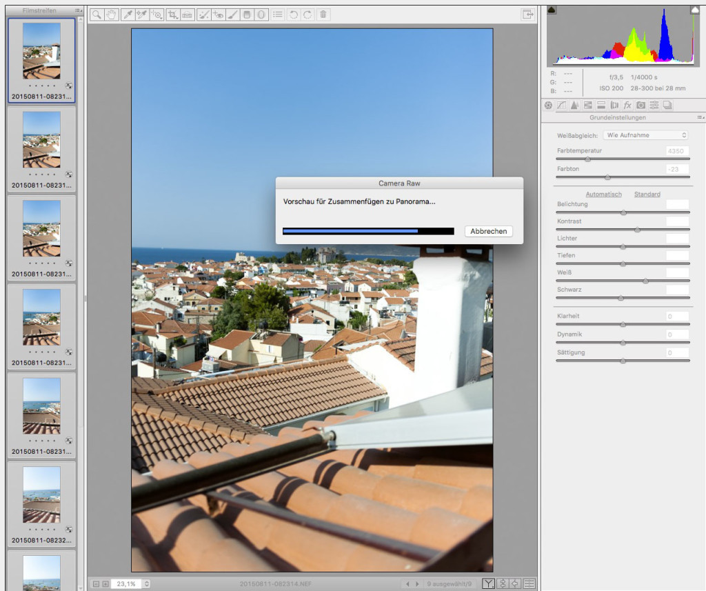 Adobe Camera RAW – 6