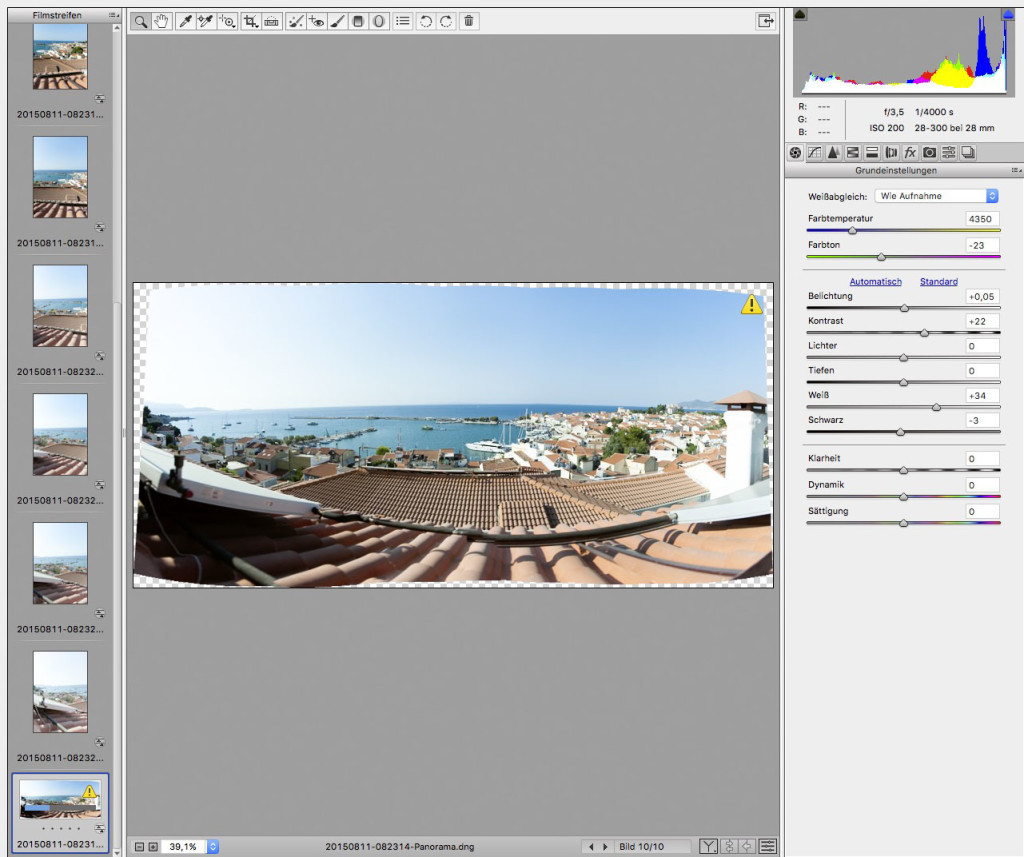 Adobe Camera RAW – 13