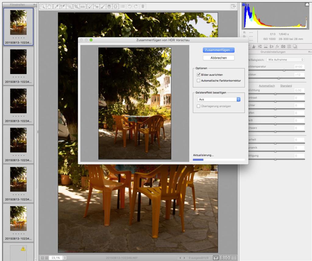 Adobe Camera RAW – 18