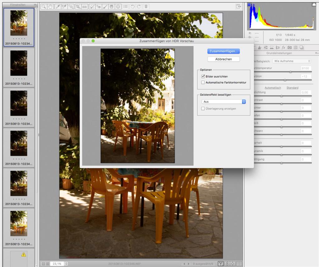 Adobe Camera RAW – 19
