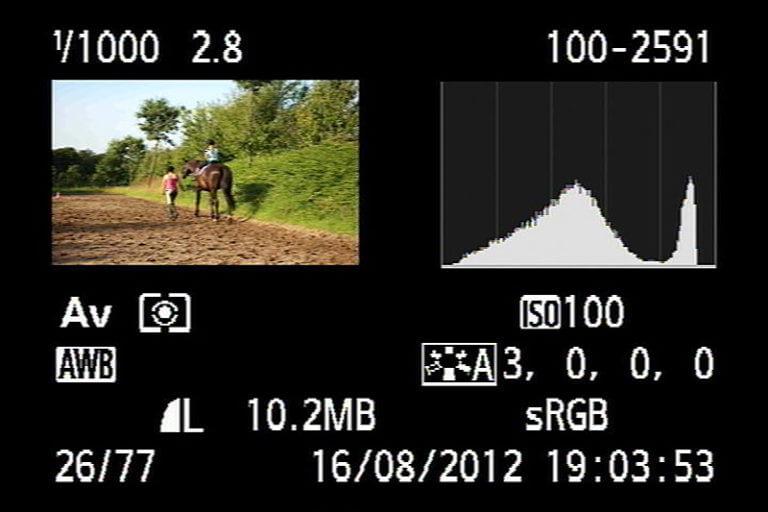 Kamera-Einstellungen: Zeit, Blende und ISO
