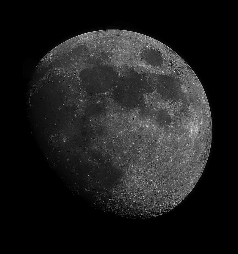 luna von lichtfreunde ASI12MM | 8″ Newton | Stack 10% | Mosaik