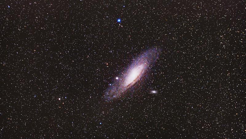 Andromeda von lichtfreunde