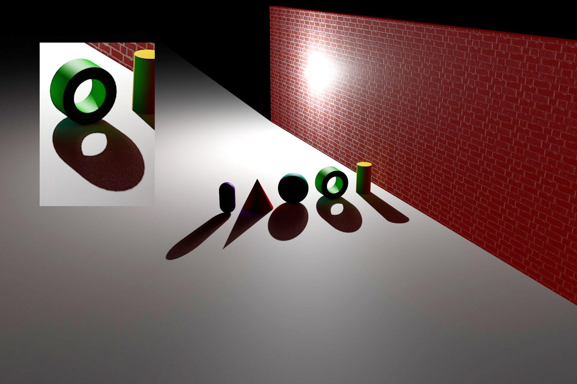 Schatten: Wie entsteht er und wovon hängt die Schattenfarbe ab ...