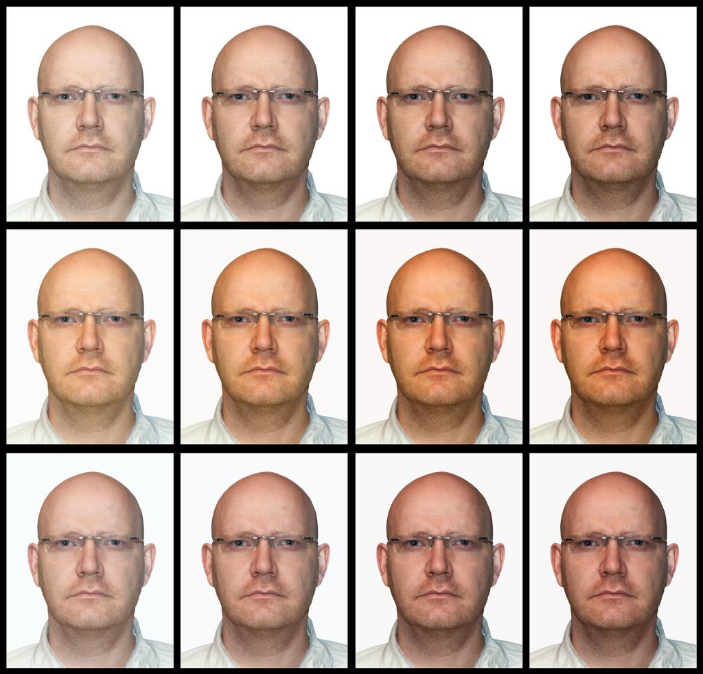 Matrix Passfoto: Passfotos selber machen