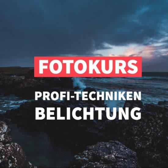 Online-Fotokurs. Belichtungstechnik