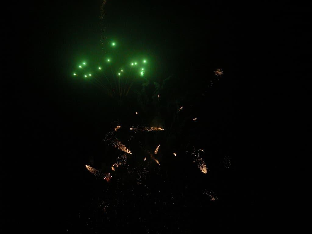 Großfeuerwerk – 1