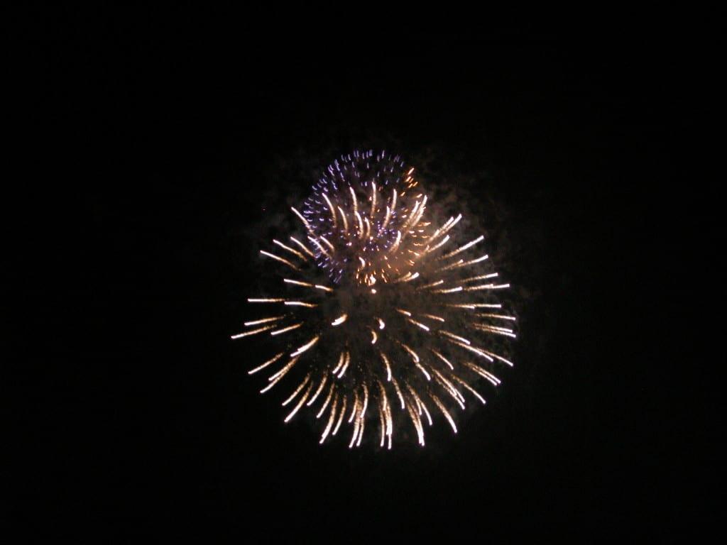 Großfeuerwerk – 4