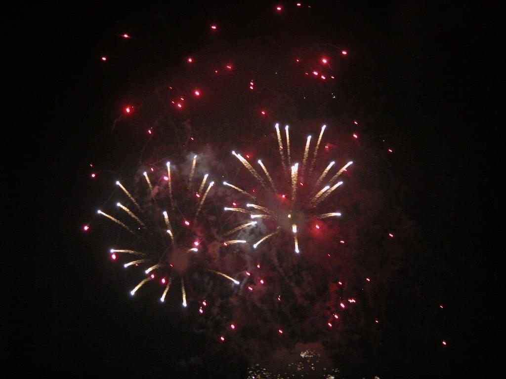 Großfeuerwerk – 6
