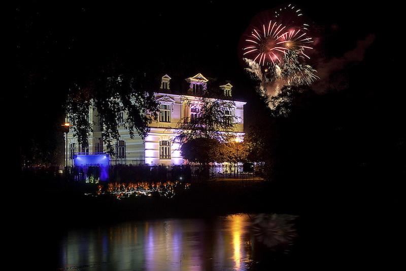 Feuerwerk fotografieren mit dem richtigen Blendenwert
