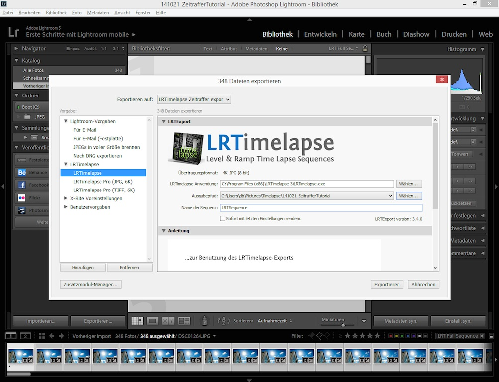 13_Export-LRTimelapse