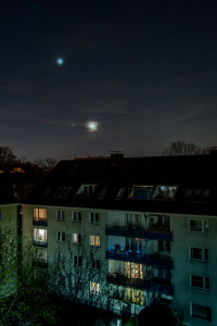 Beispiele Mondfotografie – 1