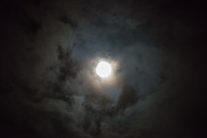 Beispiele Mondfotografie – 2