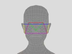 Gesicht Vectorisierung A