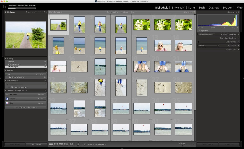 Lightroom Import 2