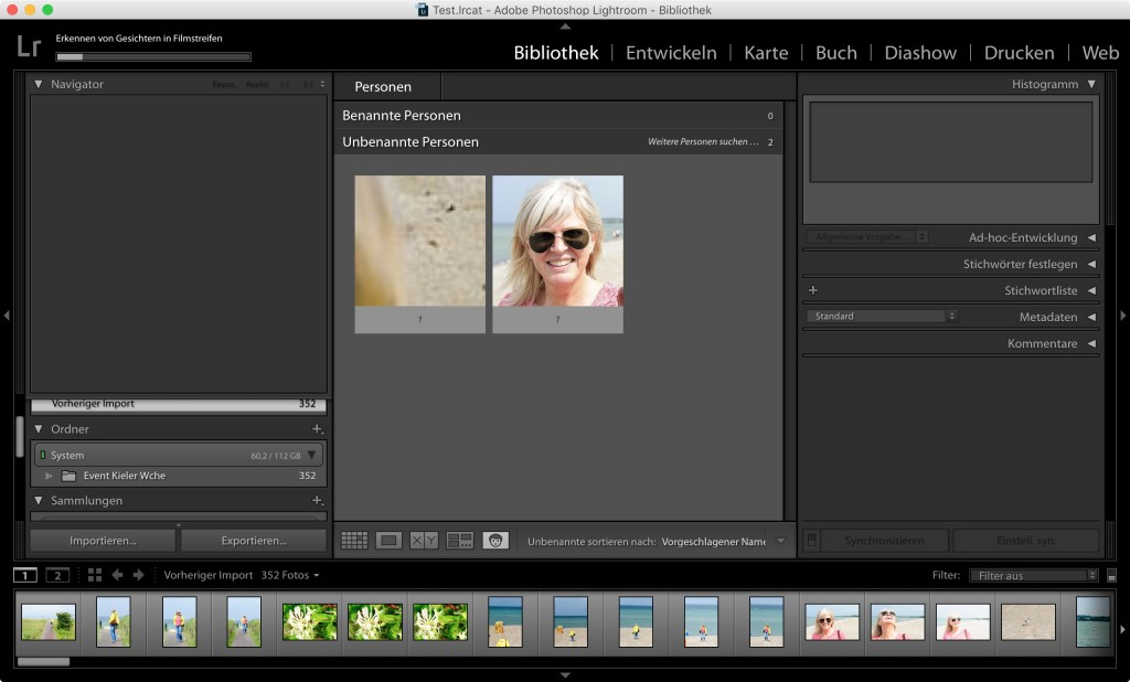 LIghtroom Import 4