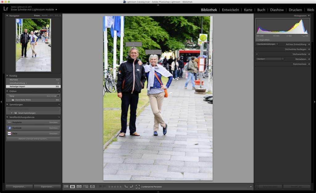 LIghtroom Import 7