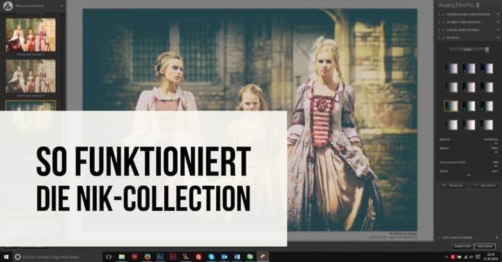 So funktioniert die Nik-Collection