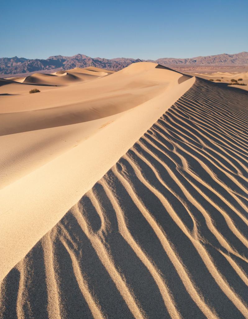 Naturfotografie: death-valley