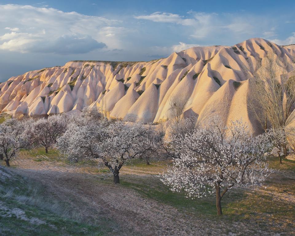 Naturfotografie: kappadokien