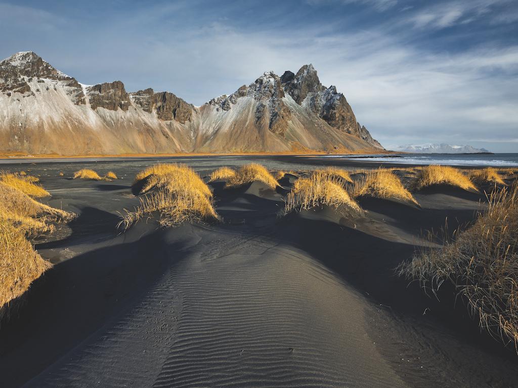 Naturfotografie: schwarzer-sand-island