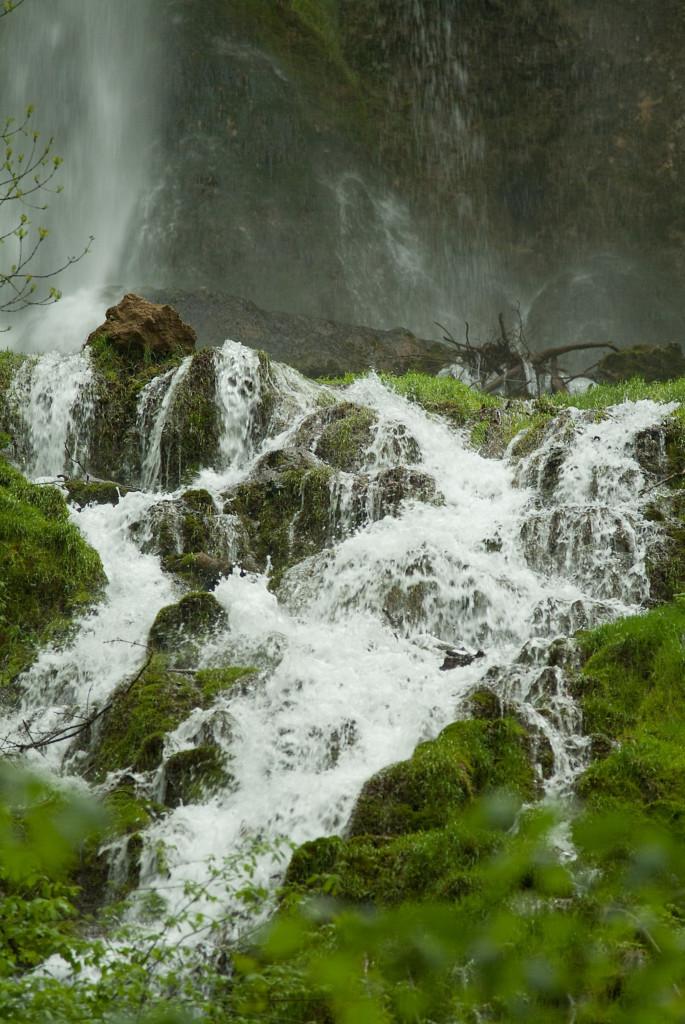 Wasser fotografieren mit kurzer Belichtungszeit