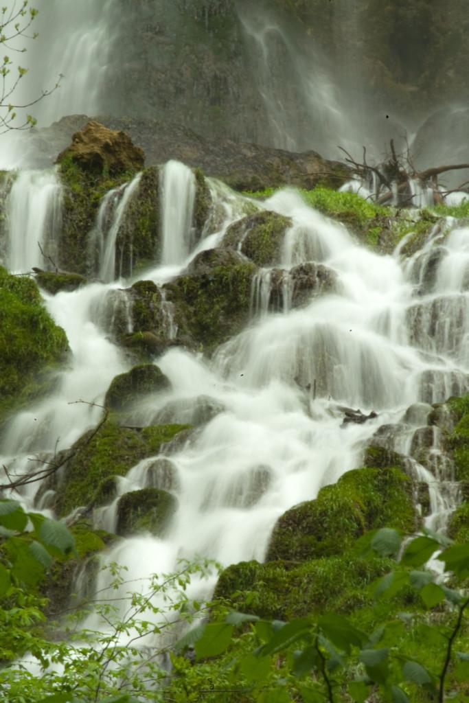 Wasser fotografieren mit langer Belichtungszeit