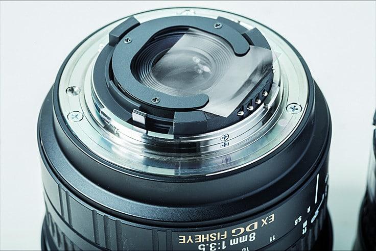 Fischeye-Objektive Nikon 2