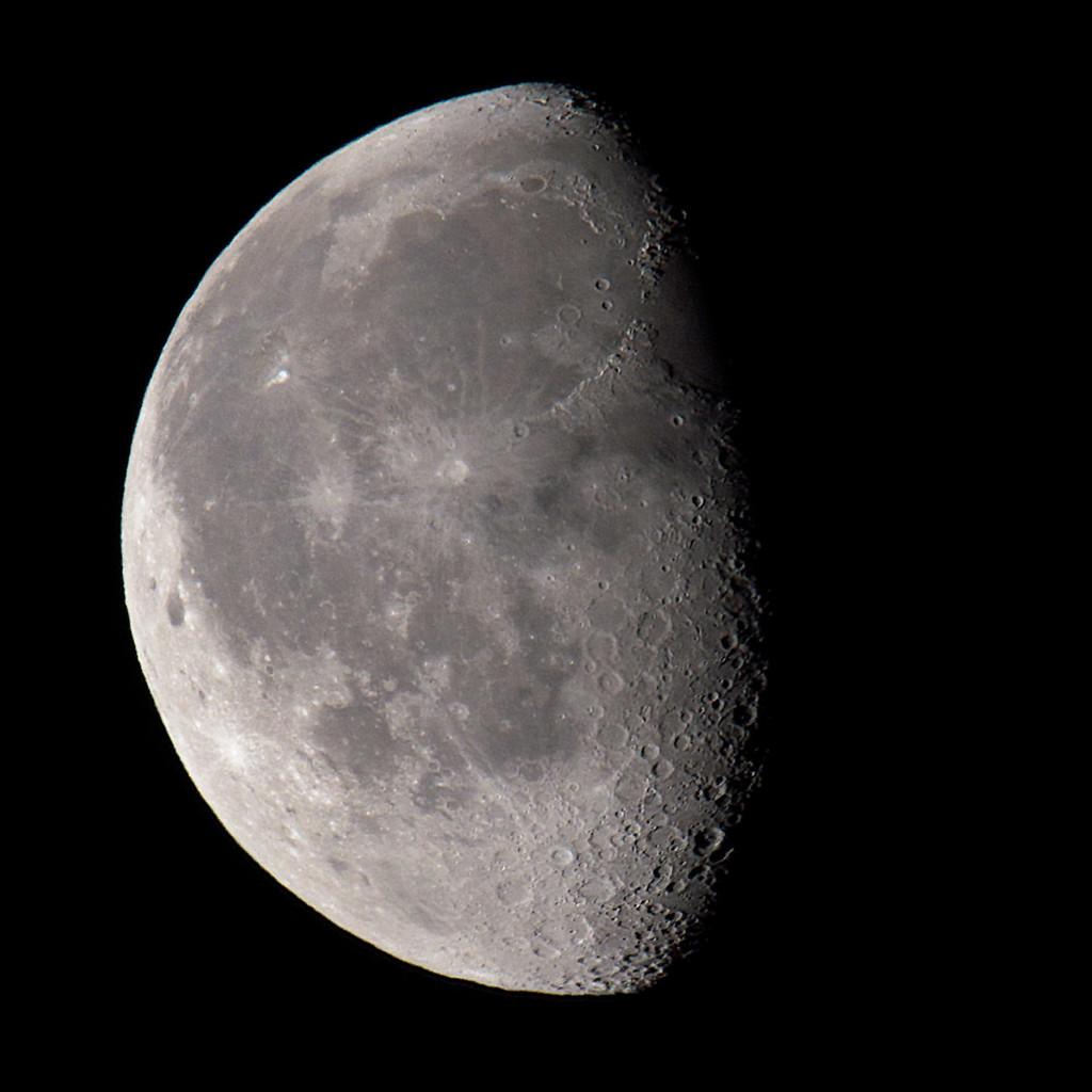 Mond-detailreich