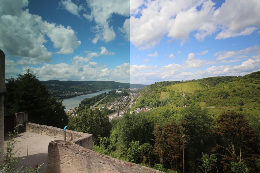 Landschaftsfotografie: Belichtung