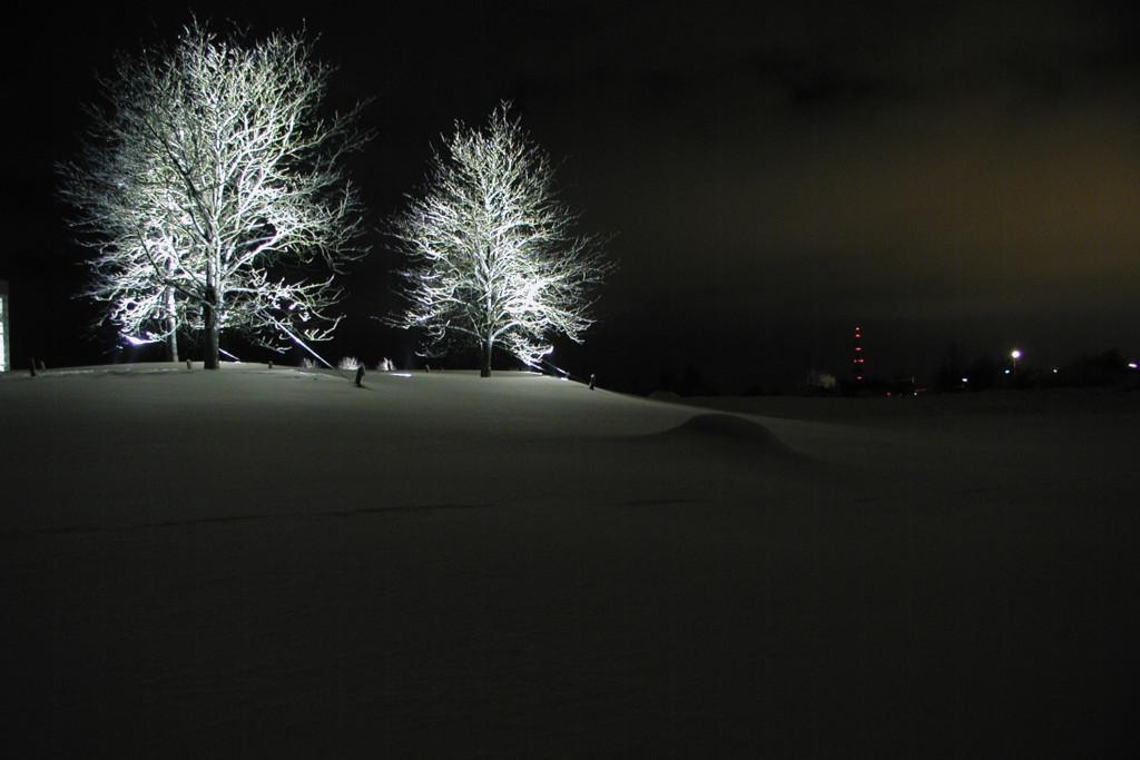 Landschaftsfotografie: winterlandschaft