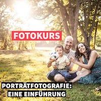 Online-Fotokurs: Porträtfotografie: Eine Einführung