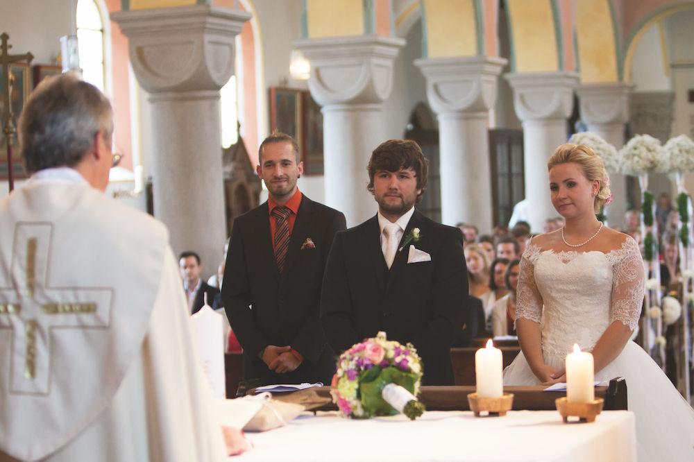 Hochzeitsfotografie: Kirchliche Trauung