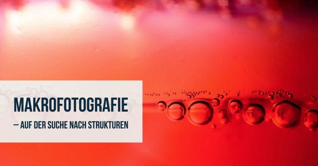 Makrofotografie – Auf der Suche nach Strukturen