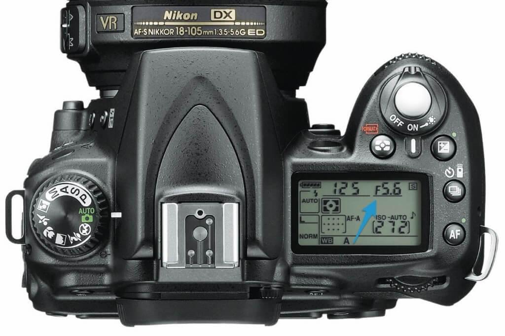 d90 LC-Display