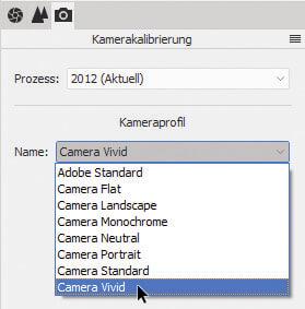 kameraprofile