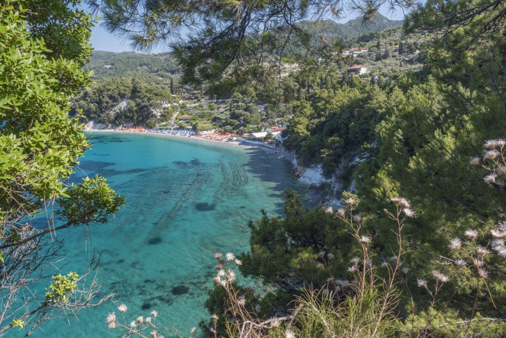 Samos Küste