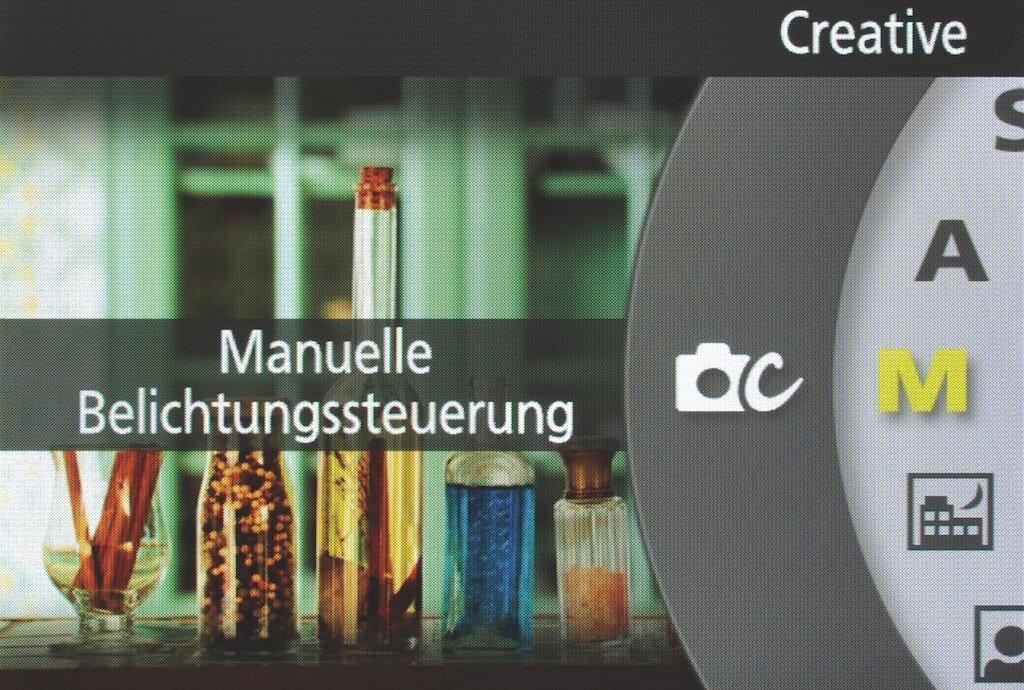 Manuelle Steuerung