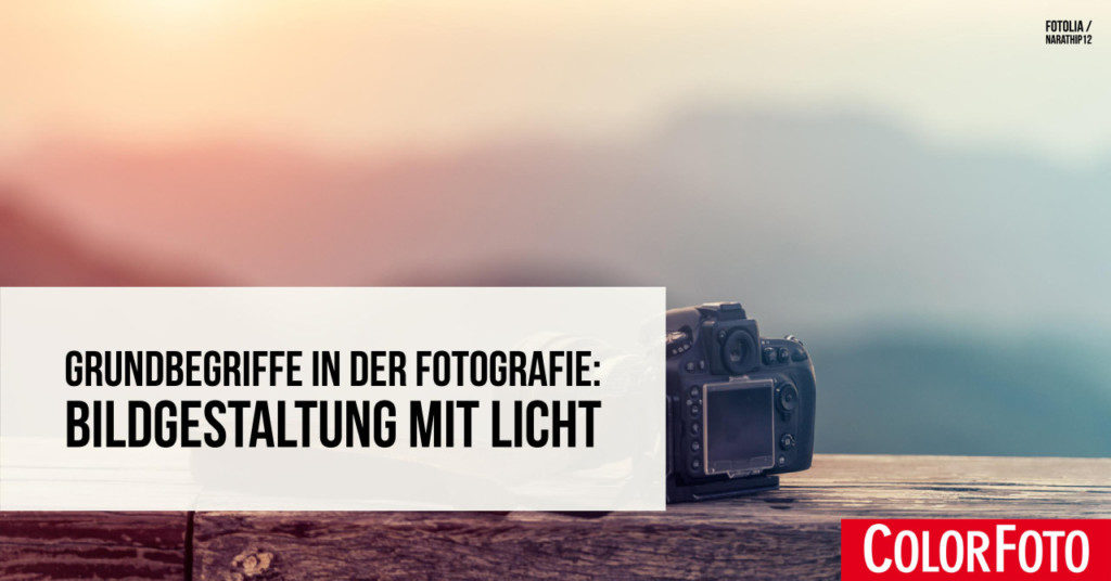 Bildgestaltung mit Licht